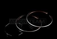 Кольца к-кт  JOG, DIO ZX  +0.75  40.75mm  `VLAND`  ТАЙВАНЬ