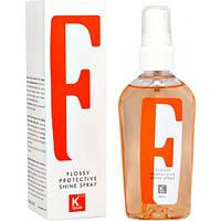 Kallos K0306 жидкость BLOSSY CRYSTAL FLUID 80мл(для востановления волос)