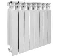 Радиатор секционный алюминиевый  ALLtermo 500/85