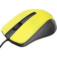Мышка для ноутбука Gembird MUS-101-Y 1200dpi USB yellow