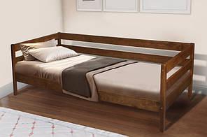 Кровать  Sky-3 80*190 каньячный