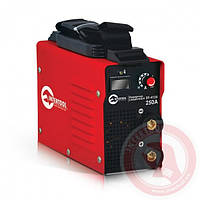 """Инвертор """"мини"""" 9.6кВт, 30-250А., электрод 1.6-5.0мм., IGBT, кейс."""