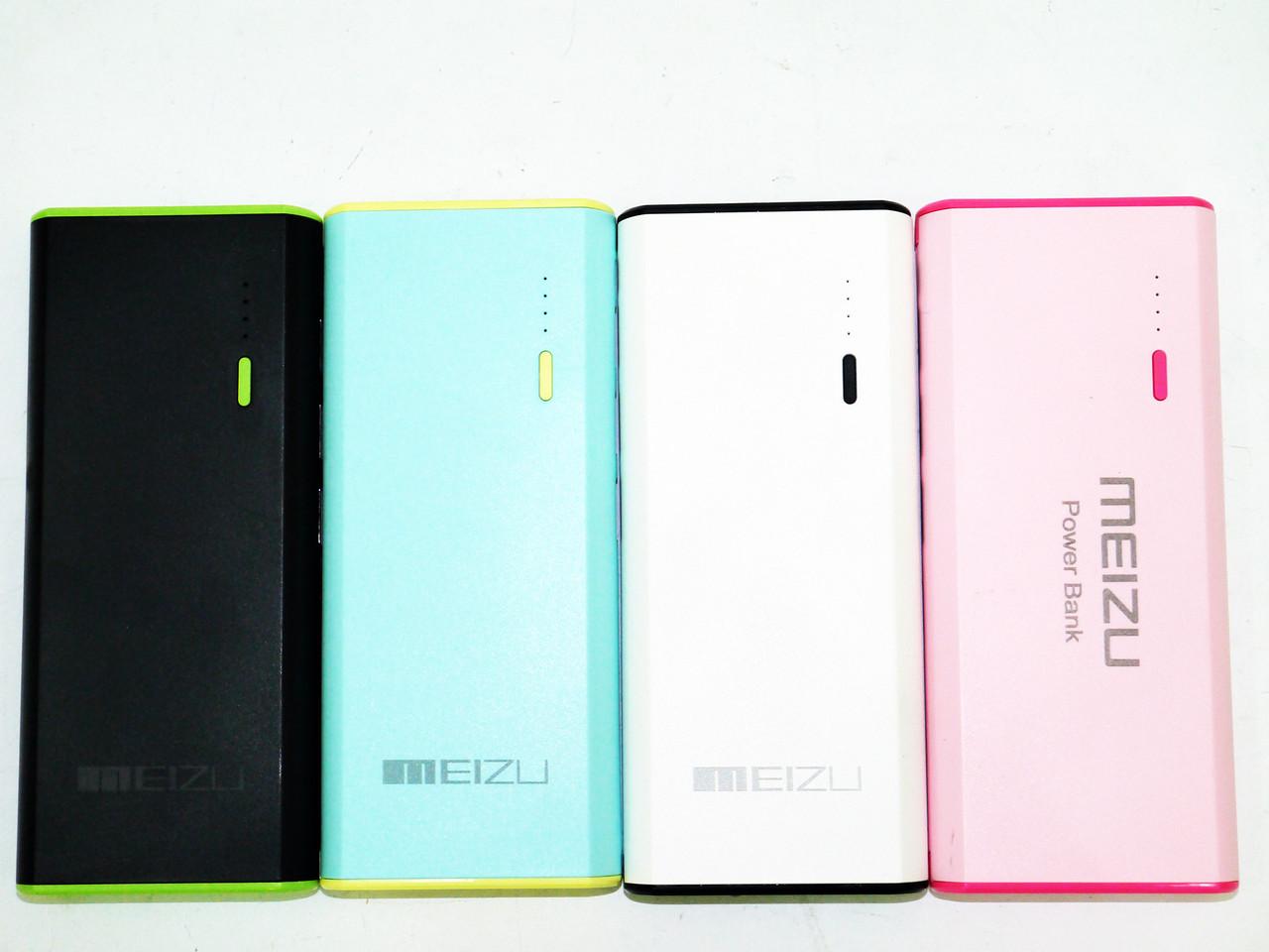 af77e041ce644 Зарядка Power Bank Meizu 30000 mAh на 3 USB LED фонарик , цена 204 ...