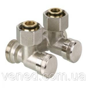 Н-подобный запорный клапан RLV-K G3/4АxG3/4А угловой Данфосс