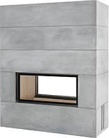 Теплоаккумулирующий камин Brunner BSK 06 Architecture Tunnel 45/101 lifting door