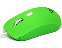 Мышь Gembird MUS-102-G, USB, Green