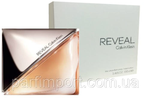 Calvin Klein Reveal Woman EDP 100 ml TESTER  парфумированная вода женская (оригинал подлинник  Франция)