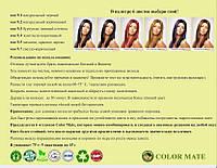 Хна для волос Color Mate на основе натуральной индийской хны без аммиака