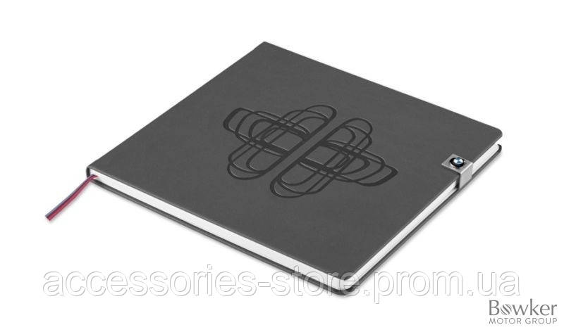 Блокнот BMW Notebook with Kidney Grille Design