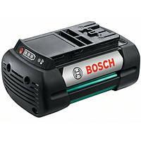 АккумуляторBosch 36 V 4.0 Ah для Rotak 43 LI, Rotak 37 LI, Rotak 32 LI, ART 30-36 LI, ALB 36 LI, AKE 30 LI