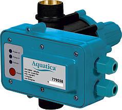 Реле давления с защитой сухого хода Aquatica 2.2 кВт 779558