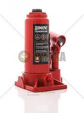 Домкрат гидравлический бутылочный 4т, Дорожная Карта JNS-04, фото 2