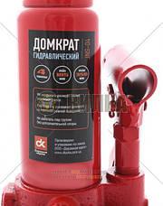 Домкрат гидравлический бутылочный 4т, Дорожная Карта JNS-04, фото 3
