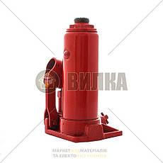Домкрат гидравлический бутылочный 5т, Дорожная Карта JNS-05  , фото 2