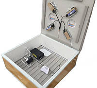 Инкубатор Курочка Ряба на 140 яиц,ламповый механический переворот, цифровой терморегулятор