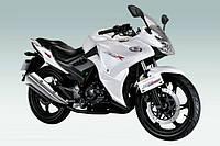 Спортивный мотоцикл Lifan LF200-10S (KPR)