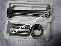 Клапана впуск выпуск к-т + направляющие + седла KM130/138 (Xingtai 24B, Shifeng 244,Taishan 24)