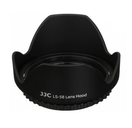 Бленда JJC LS-58T  (Ø58mm FOR Telephoto Lens)