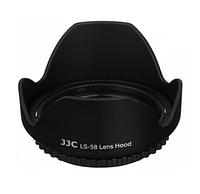 Бленда JJC LS-58T  (Ø58mm FOR Telephoto Lens), фото 1