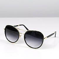 Очки солнцезащитные женские Jimmy CHOO черные, магазин очков