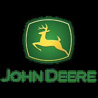 AH144352 Циліндр гідравлічний навіски шток 45  John Deere Джон Дир Запчасти