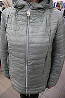 Куртка демисезонная CLASNA CW 17C- 063 МЯТА