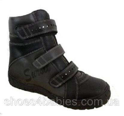 39622f4f8 Ортопедические ботинки Сурсил Орто р.34-40 черные 12-005-1: продажа ...