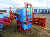 Опрыскиватель штанговый навесной Biardzki 1000 литров 18 м гидроамортизация