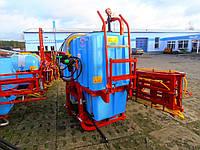 Опрыскиватель штанговый навесной Biardzki 1000 литров 18 м гидроамортизация , фото 1