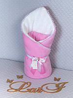 """Конверт-одеяло для новорожденного """"Нежность"""""""