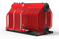 Паровой котел ДКВр-4-13 давлением до 1,3 МПа (газ,мазут,уголь)