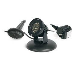 Великий світлодіодний ставковий світильник з роз'ємом для швидкого підключення AWGLEDLG, 4.8 Ват
