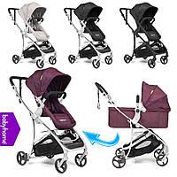 Детская универсальная коляска 2в1 BabyHome Vida Plus 2017