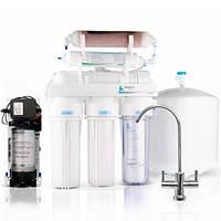 Система очистки воды Leader Standard RO-6 P BIO