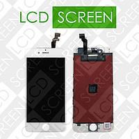 Дисплей для iPhone 6 с сенсорным экраном, белый, модуль ( дисплей + тачскрин )