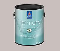 Краска антиаллергенная SHERWIN-WILLIAMS HARMONY интерьерная, белая глубоко-матовая 3,63л