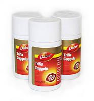 Акционный продукт! Трифала Гуггул, Trifla Guggulu, 40 табл. - очищение, детоксикация, омоложение, фото 1