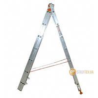 Лестница универсальная 3х9 Budfix 01409