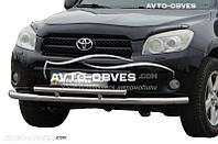Двойной ус Toyota Rav4 d60*42