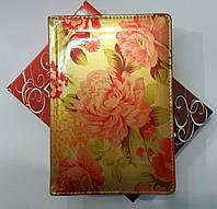 Дневник А5 частично датирован, одноцветный, 196 лист, рус