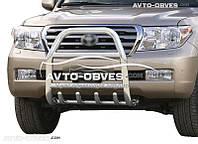 Дуга переднего бампера для Toyota Land Cruiser 200