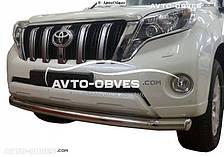 Кенгурятники, дуги Toyota Land Cruiser Prado 150 (2014-2018). Товары ... 95078c514c9