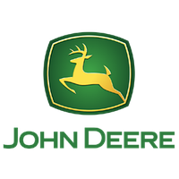 AN211860 Комплект (5 прижин и 5 башмачків) John Deere Джон Дир Запчасти