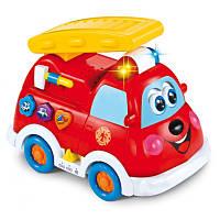 Игрушка Baby Mix PL-188911 Автомобиль пожарной red