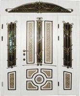 Бронированные (входные) двери: Модель №39 (для улицы)