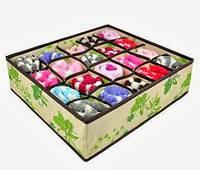 Коробочки(органайзеры) для хранения белья, носков, галстуков, рукоделия, фото 1