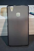 Чехол бампер силиконовый Doogee X5 Max Black