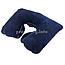 Надувная подушка для путешествий, цвет тёмно-синий, размер XL (26 х 40см) для женщин и мужчин, фото 7