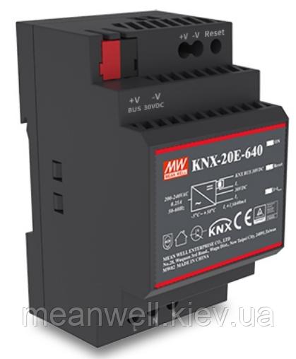 KNX-20E-640 Блок питания KNX Mean Well