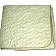 Одеяло евро из шерстяного эковолокна SAVANNA, УкрЮгТекстиль, фото 2